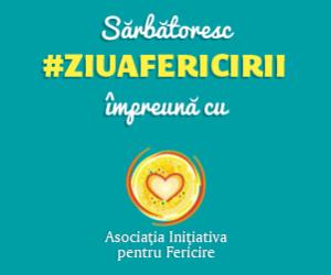 Banner Ziua Fericirii